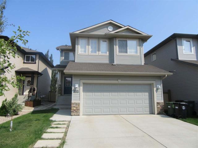 203 Avena Circle, Leduc, AB T9E 0L7 (#E4126883) :: The Foundry Real Estate Company