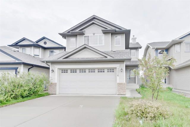 1216 Mcallister Way, Edmonton, AB T6W 1X8 (#E4126909) :: The Foundry Real Estate Company
