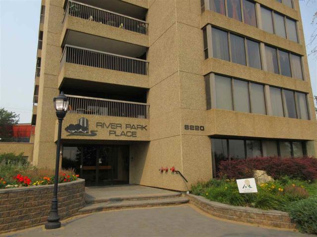 203 8220 Jasper Avenue, Edmonton, AB T5H 4B6 (#E4126988) :: Müve Team | RE/MAX Elite