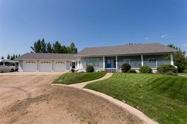 36 Valley Drive, Rural Sturgeon County, AB T0A 0K5 (#E4127036) :: The Foundry Real Estate Company