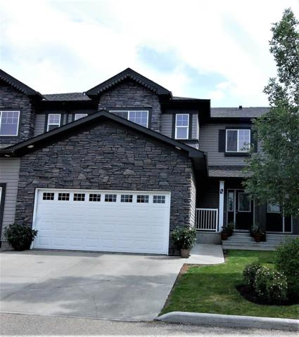 119 89 Monette Street, Beaumont, AB T4X 1T7 (#E4127056) :: The Foundry Real Estate Company