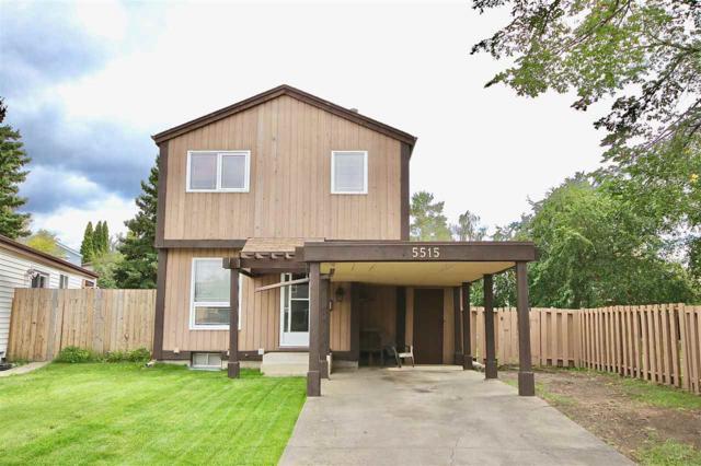 5515 93A Avenue, Edmonton, AB T6B 2K5 (#E4127116) :: The Foundry Real Estate Company