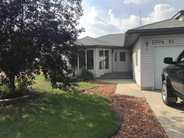 5004 51 Street, Mannville, AB T0B 2W0 (#E4127222) :: David St. Jean Real Estate Group