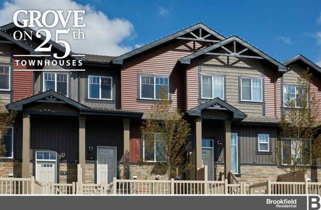 110 3305 Orchards Link, Edmonton, AB T6X 2H1 (#E4127224) :: The Foundry Real Estate Company