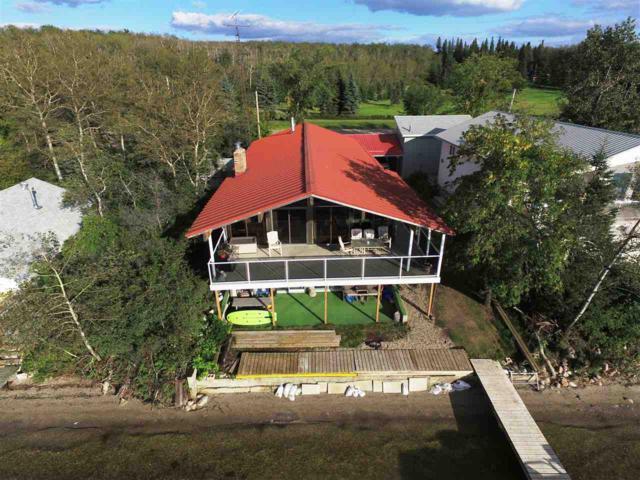 168 Bonnyville Beach Village, Rural Bonnyville M.D., AB T9N 2J6 (#E4127225) :: The Foundry Real Estate Company