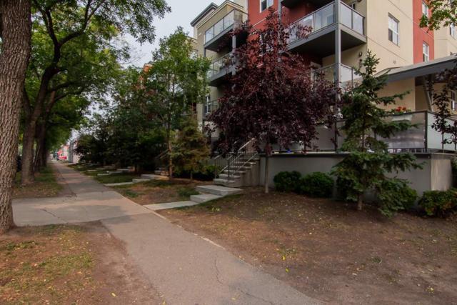 412 10118 106 Avenue, Edmonton, AB T5J 3S4 (#E4127275) :: Müve Team | RE/MAX Elite