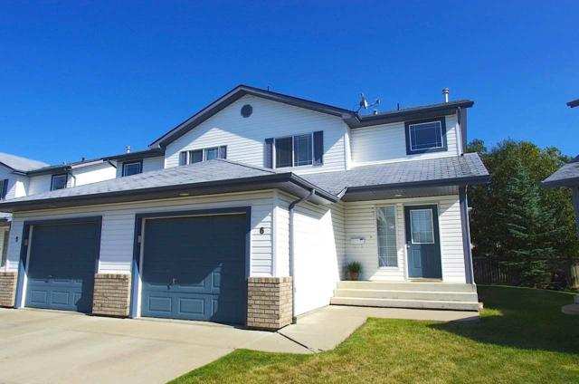 6 3 Grove Meadow Drive, Spruce Grove, AB T7X 4L9 (#E4127307) :: The Foundry Real Estate Company