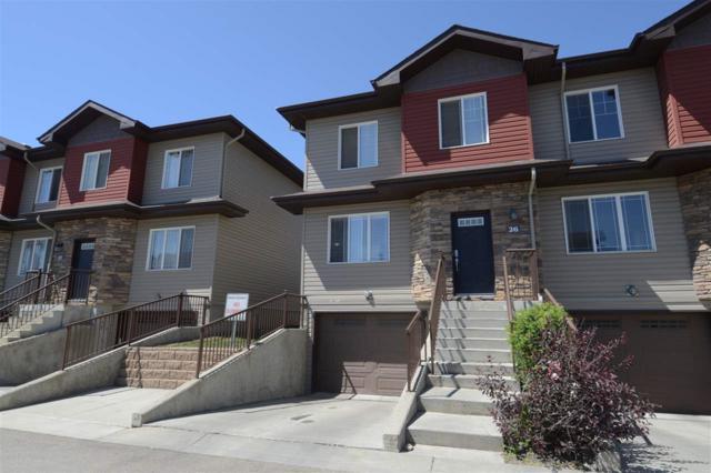 26 12930 140 Avenue, Edmonton, AB T6V 0C4 (#E4127313) :: The Foundry Real Estate Company