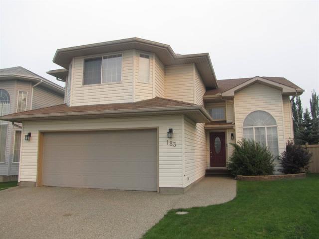 183 Dechene Road, Edmonton, AB T6M 2M8 (#E4127320) :: The Foundry Real Estate Company