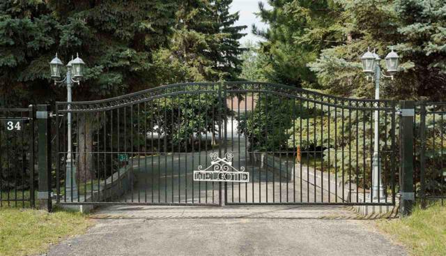 34 52112 RR 274, Rural Parkland County, AB T7X 3V2 (#E4127456) :: The Foundry Real Estate Company