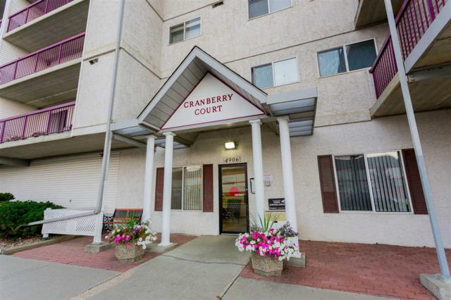 308 4906 47 Avenue, Leduc, AB T9E 6R7 (#E4127470) :: The Foundry Real Estate Company