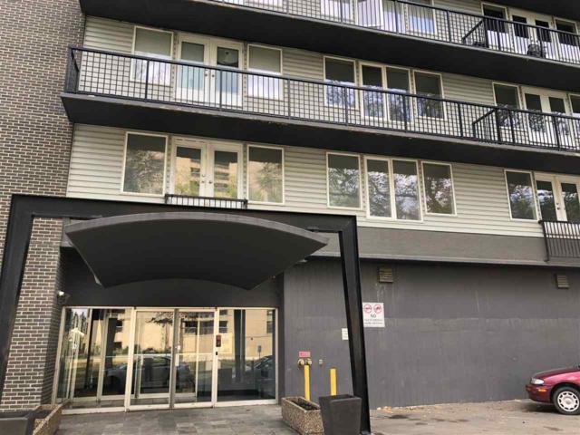 206 8306 Jasper Avenue, Edmonton, AB T5H 3S3 (#E4127535) :: Müve Team | RE/MAX Elite