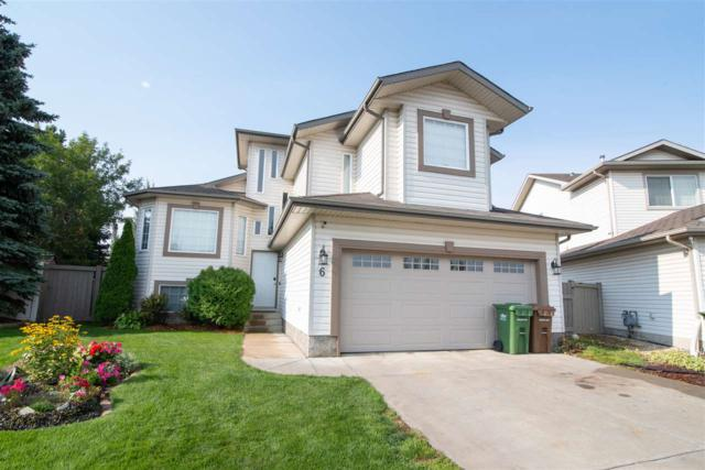6 Hayden Place, St. Albert, AB T8N 6V1 (#E4127576) :: The Foundry Real Estate Company