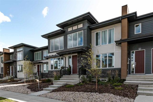 96 Salisbury Way, Sherwood Park, AB T8B 0B2 (#E4127661) :: The Foundry Real Estate Company