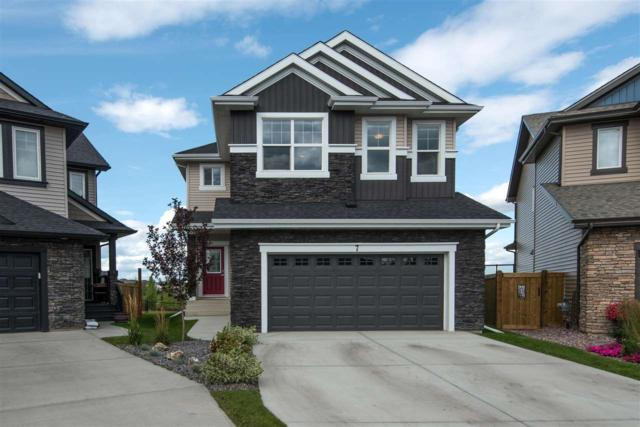 7 Meadowlink Gate, Spruce Grove, AB T7X 0W1 (#E4127843) :: The Foundry Real Estate Company