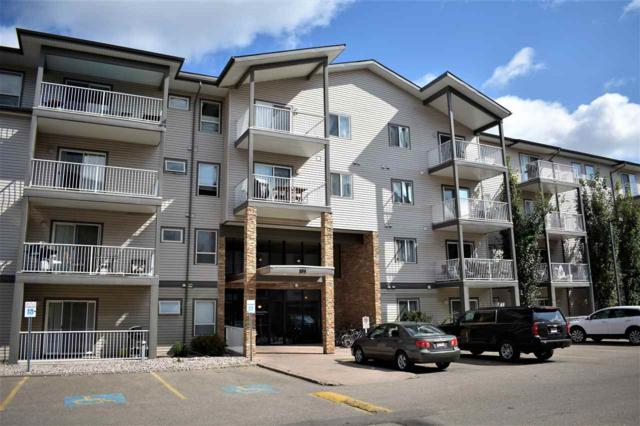 410 151 Edwards Drive, Edmonton, AB T6X 1N5 (#E4127903) :: The Foundry Real Estate Company