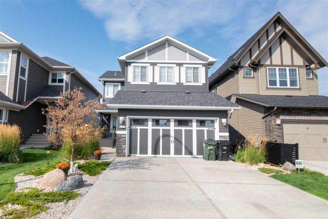693 Armitage Crescent, Sherwood Park, AB T8H 0T7 (#E4127928) :: The Foundry Real Estate Company