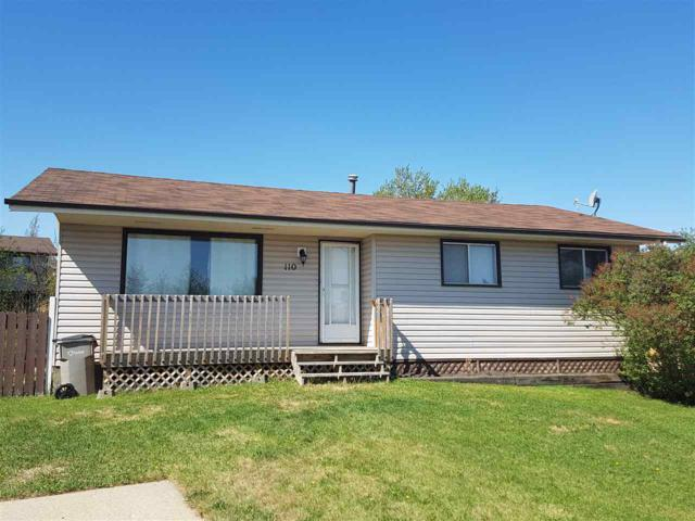 110 Hillside Court, Millet, AB T0C 1Z0 (#E4127934) :: The Foundry Real Estate Company