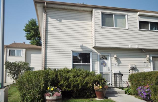 9 2024 57 Street, Edmonton, AB T6L 2Z3 (#E4127989) :: The Foundry Real Estate Company