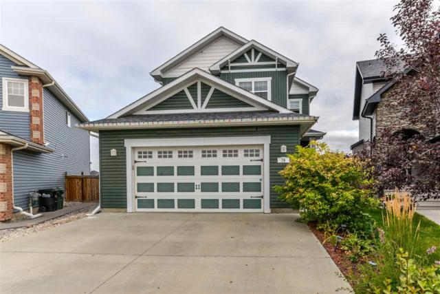 79 Appleton Crescent, Sherwood Park, AB T8H 0A4 (#E4128041) :: The Foundry Real Estate Company