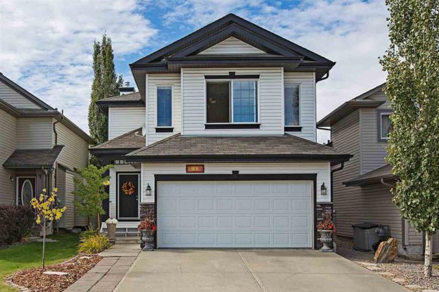 418 84 Street, Edmonton, AB T6X 1H8 (#E4128043) :: Müve Team | RE/MAX Elite