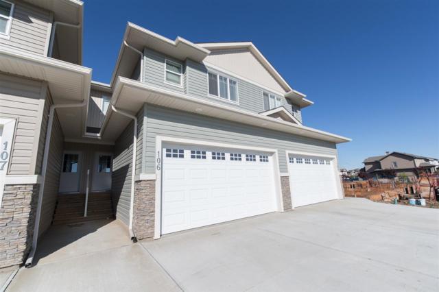 106 300 Awentia Drive, Leduc, AB T9E 2X2 (#E4128149) :: The Foundry Real Estate Company