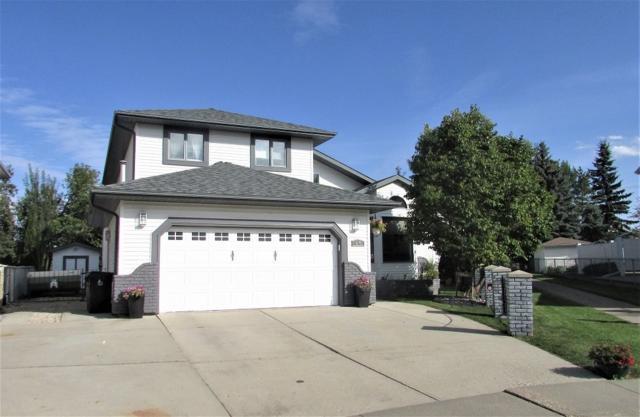 46 Woodside Crescent, Spruce Grove, AB T7X 3E5 (#E4128164) :: The Foundry Real Estate Company