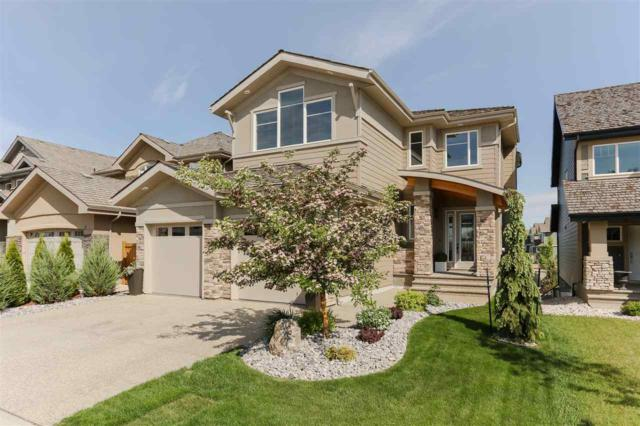 3308 Cameron Heights Landing, Edmonton, AB T6M 0M7 (#E4128207) :: The Foundry Real Estate Company