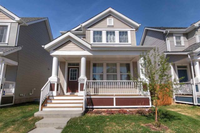 2236 78 Street, Edmonton, AB T6X 0Z2 (#E4128279) :: The Foundry Real Estate Company
