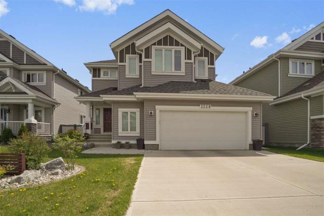 2229 90A Street, Edmonton, AB T6X 0Z9 (#E4128293) :: The Foundry Real Estate Company