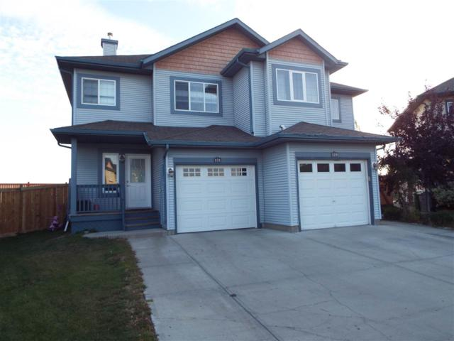 131 Rue Magnan, Beaumont, AB T4X 0A5 (#E4128295) :: The Foundry Real Estate Company