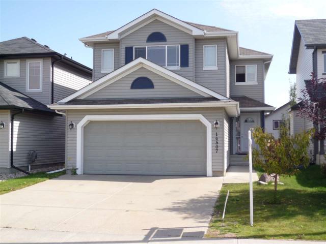 16507 57 Street, Edmonton, AB T5Y 0A2 (#E4128315) :: The Foundry Real Estate Company