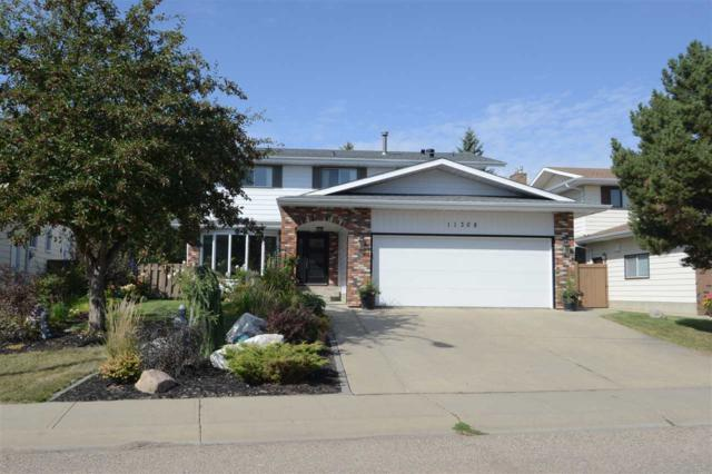 11308 24A Avenue, Edmonton, AB T6J 4Y9 (#E4128324) :: Müve Team | RE/MAX Elite