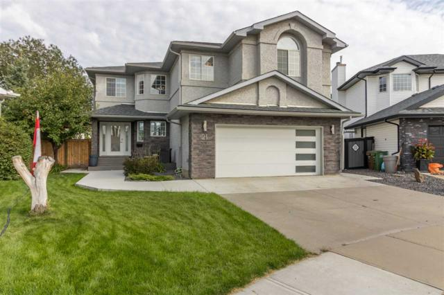 21 Douziech Close, St. Albert, AB T8N 6G9 (#E4128346) :: The Foundry Real Estate Company