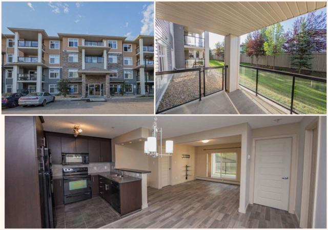 123 11603 Ellerslie Road, Edmonton, AB T6W 0J3 (#E4128358) :: The Foundry Real Estate Company