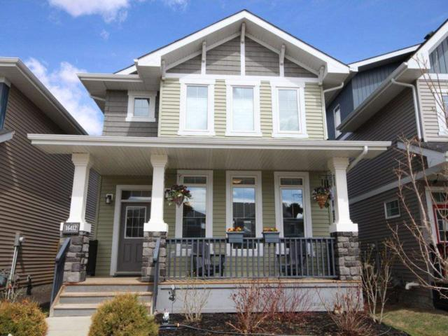 16412 15 Avenue, Edmonton, AB T6W 2T2 (#E4128498) :: The Foundry Real Estate Company
