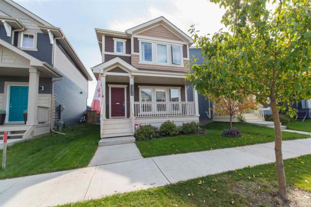 5327 Crabapple Loop, Edmonton, AB T6X 1S5 (#E4128521) :: The Foundry Real Estate Company