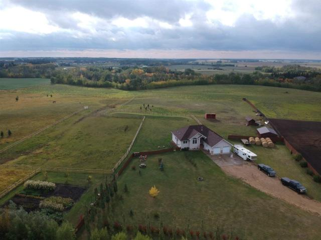 90, 50125 Range Road 233, Rural Leduc County, AB T4X 0L2 (#E4128667) :: The Foundry Real Estate Company