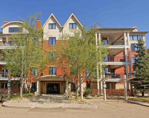 305 9819 96A Street, Edmonton, AB T6A 4A2 (#E4128716) :: The Foundry Real Estate Company