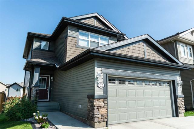 52 Meadowland Way, Spruce Grove, AB T7X 0S4 (#E4128757) :: The Foundry Real Estate Company