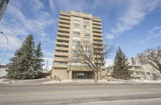 PH06 8340 Jasper Avenue, Edmonton, AB T5H 4C6 (#E4128857) :: Müve Team | RE/MAX Elite