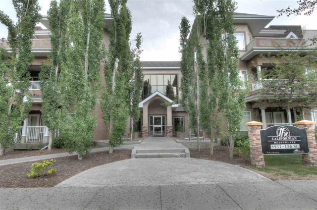 115 8931 156 Street, Edmonton, AB T5R 1Y6 (#E4128950) :: The Foundry Real Estate Company