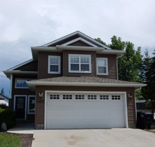 4357 48A Avenue, Onoway, AB T0E 1V0 (#E4128982) :: The Foundry Real Estate Company
