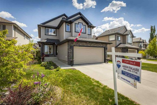7368 Singer Way, Edmonton, AB T6R 3S1 (#E4129049) :: The Foundry Real Estate Company