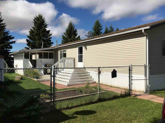 8 Village Green Mhp, Warburg, AB T0C 2T0 (#E4129096) :: The Foundry Real Estate Company