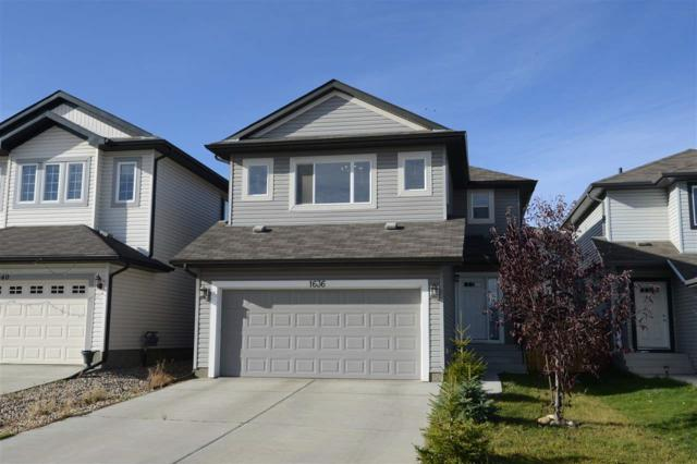1636 118 Street, Edmonton, AB T6W 1Y2 (#E4129097) :: The Foundry Real Estate Company