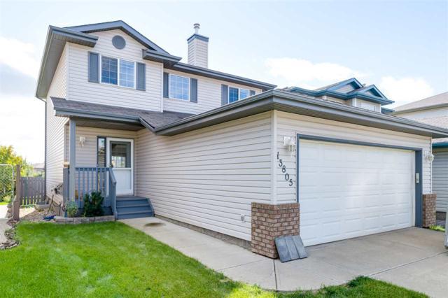 13805 158 Avenue, Edmonton, AB T6V 1S5 (#E4129227) :: Müve Team | RE/MAX Elite