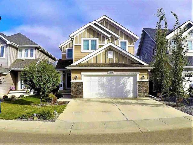 7828 18 Avenue SW, Edmonton, AB T6X 0Z8 (#E4129231) :: The Foundry Real Estate Company