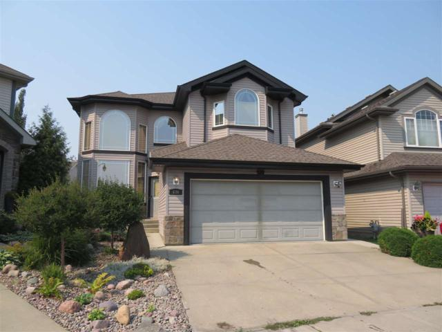 636 Hodgson Road, Edmonton, AB T6R 3L8 (#E4129242) :: The Foundry Real Estate Company