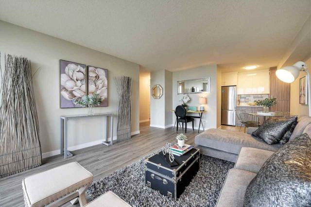1005 9930 113 Street, Edmonton, AB T5K 1N6 (#E4129270) :: The Foundry Real Estate Company